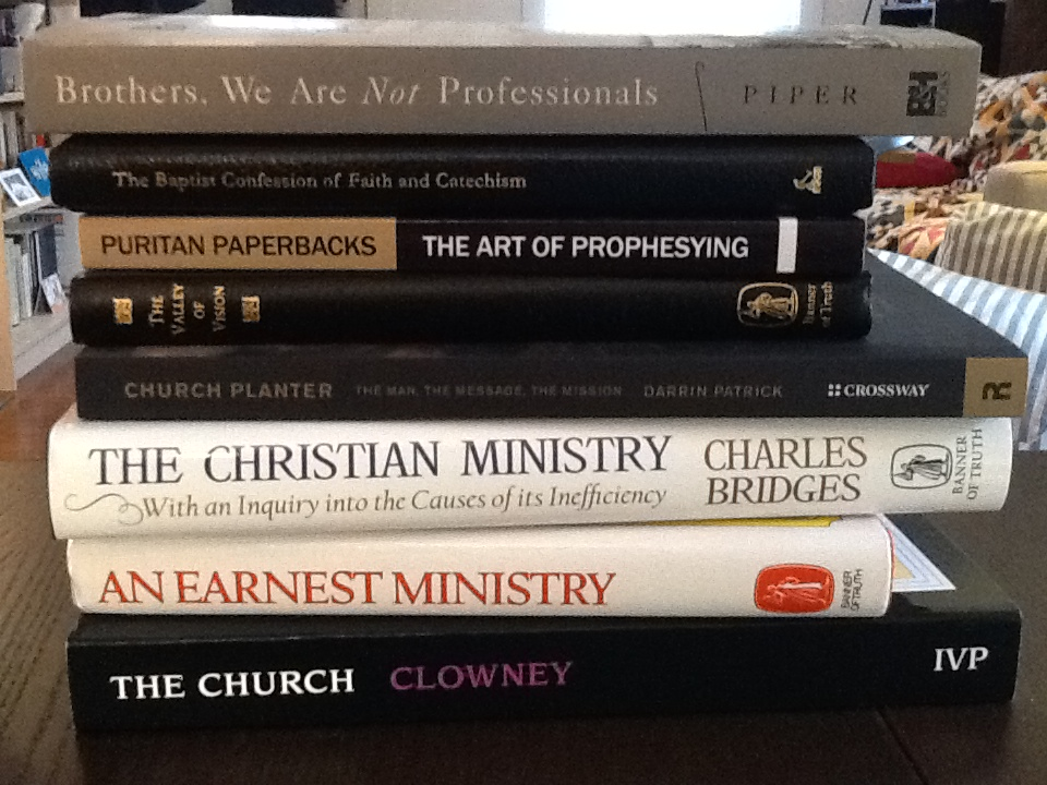 Ministry Books